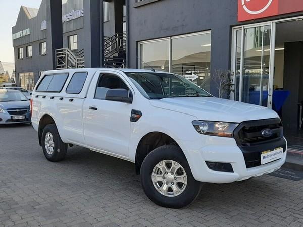 2014 Ford Ranger 2.2tdci Xl Pu Sc  Gauteng Centurion_0