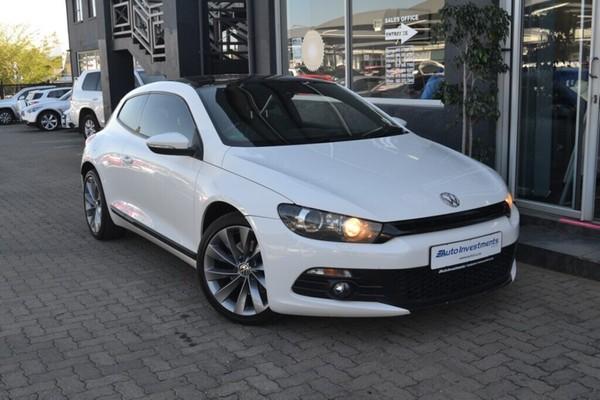 2012 Volkswagen Scirocco 2.0 Tsi Sportline Dsg  Gauteng Centurion_0