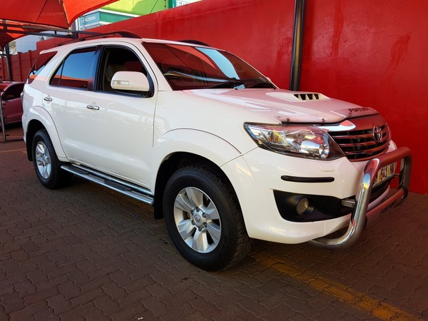 2011 Toyota Fortuner 3.0d-4d Rb At  Gauteng Meyerton_0