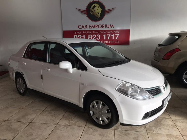 2007 Nissan Tiida 1.6 Visia  AT Sedan Western Cape Diep River_0