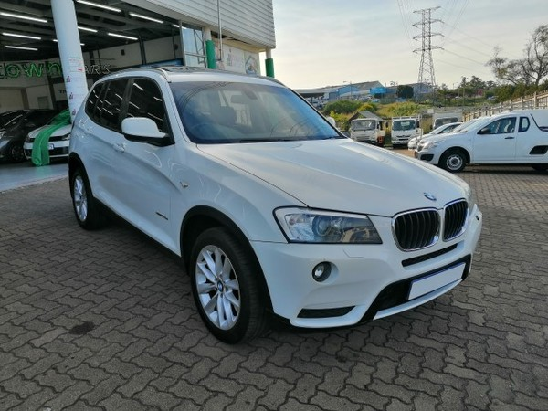 2012 BMW X3 Xdrive20d Exclusive At  Kwazulu Natal Pinetown_0