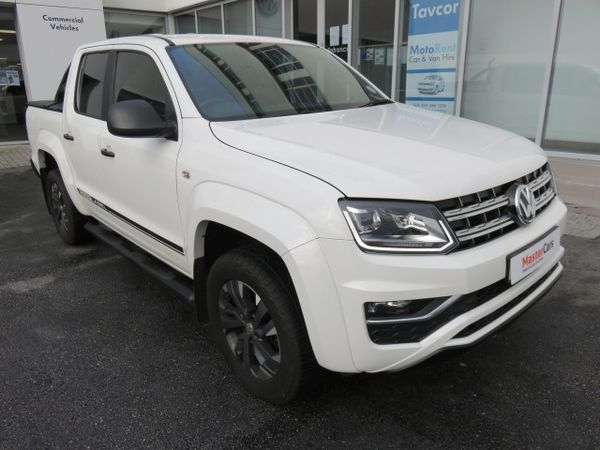 2019 Volkswagen Amarok 2.0 BiTDi Dark Label 4MOT Auto Double Cab Bakkie Eastern Cape Port Elizabeth_0