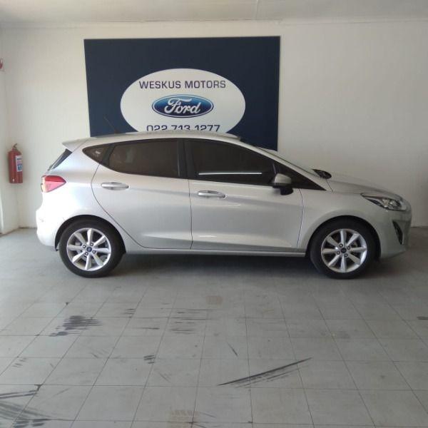 2020 Ford Fiesta 1.0 Ecoboost Trend 5-Door Western Cape Vredenburg_0
