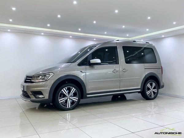 2017 Volkswagen Caddy Alltrack 2.0 TDI Kwazulu Natal Durban_0