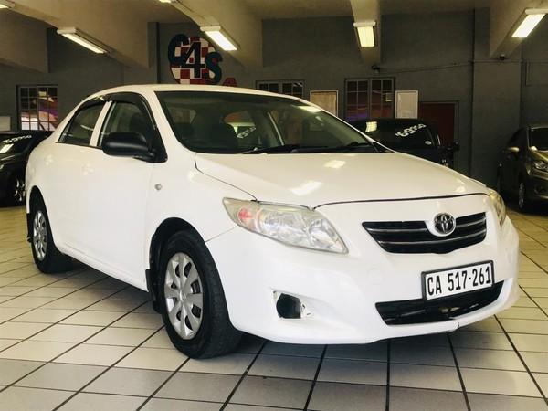 2010 Toyota Corolla 1.3 Professional  Gauteng Springs_0