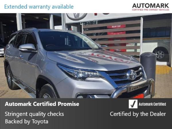 2017 Toyota Fortuner 4.0 V6 4X4 Auto Eastern Cape Mthatha_0