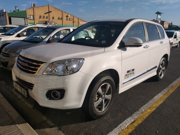 2019 Haval H6 1.5T City Eastern Cape East London_0