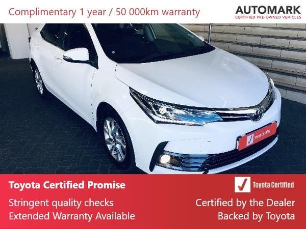 2019 Toyota Corolla 1.8 Exclusive Gauteng Roodepoort_0