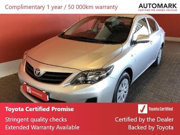 2018 Toyota Corolla Quest 1.6 Free State Bloemfontein_0