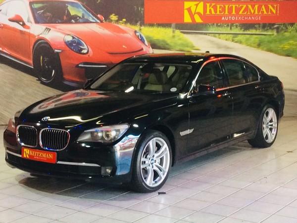 2009 BMW 7 Series 750i f01  Gauteng Randburg_0