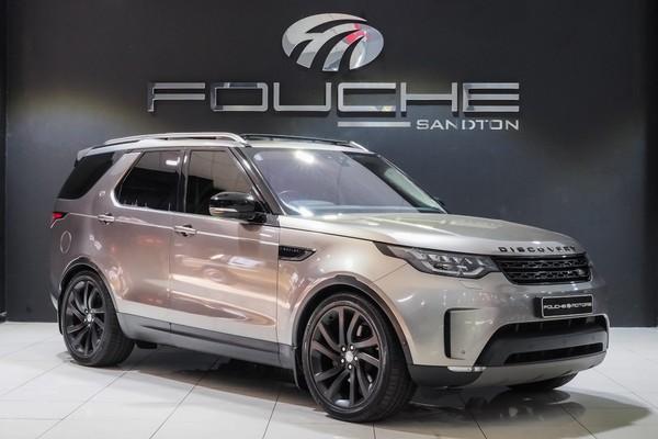 2017 Land Rover Discovery 3.0 TD6 SE Gauteng Vanderbijlpark_0