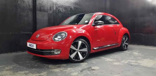 2013 Volkswagen Beetle 1.4 Tsi Sport Dsg  Gauteng Benoni_0