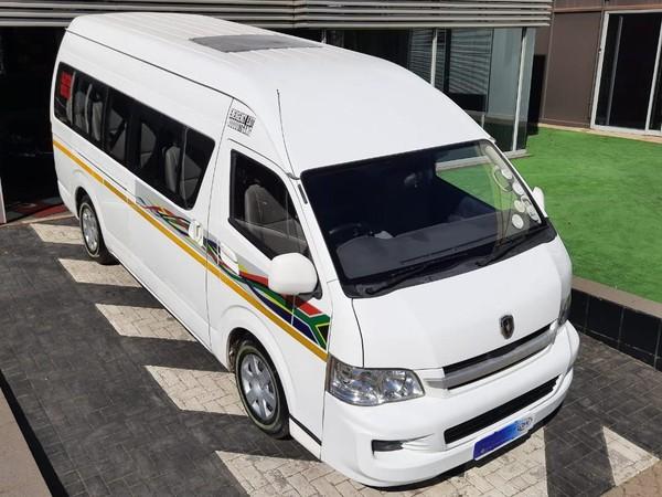 2017 Jinbei Haise H2 2.4i 16-Seat Gauteng Midrand_0