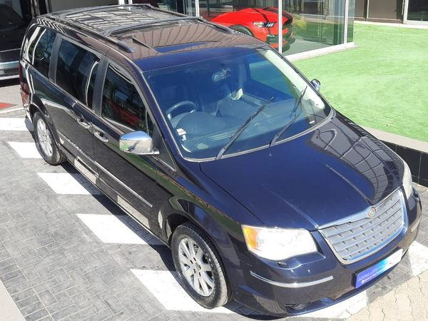 2011 Chrysler Grand Voyager 3.8 Limited At  Gauteng Midrand_0