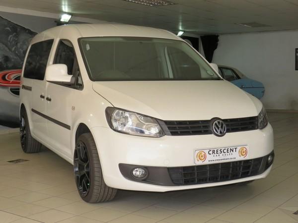 2014 Volkswagen Caddy MAXI 2.0 TDi Trendline Kwazulu Natal Pietermaritzburg_0