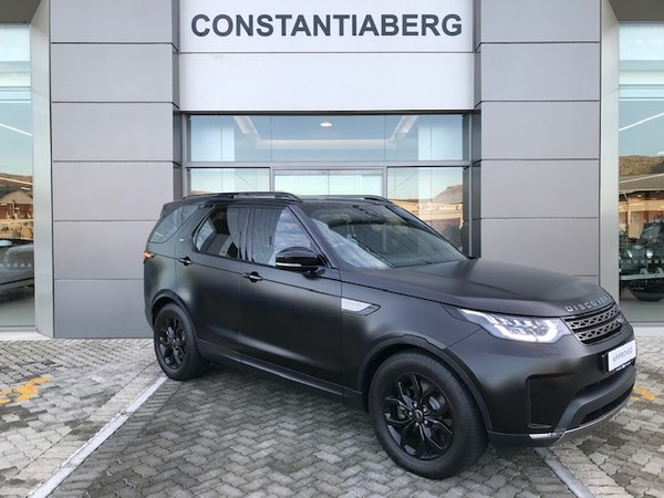 2018 Land Rover Discovery 3.0 TD6 SE Western Cape Tokai_0