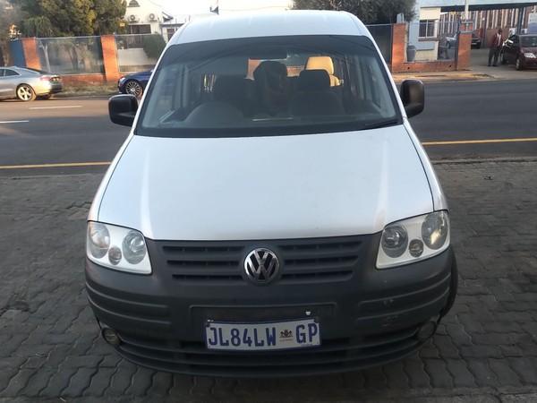 2005 Volkswagen Caddy Pu Sc  Gauteng Pretoria_0