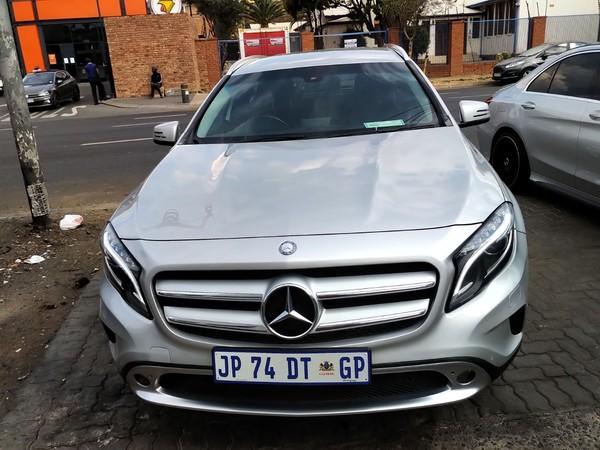 2015 Mercedes-Benz GLA-Class 200 CDI Auto Gauteng Pretoria_0