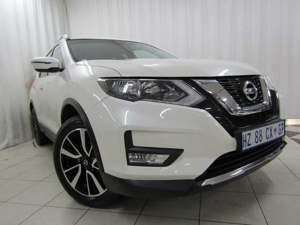2019 Nissan X-Trail 2.5 Acenta PLUS 4X4 CVT 7S Gauteng Johannesburg_0