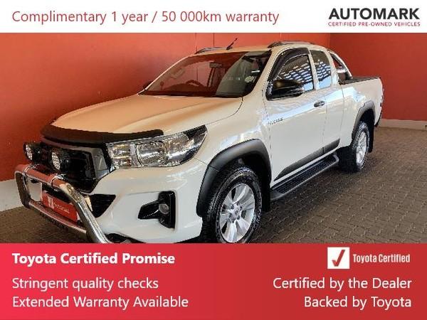 2020 Toyota Hilux 2.4 GD-6 RB SRX AT PU ECAB Free State Bloemfontein_0