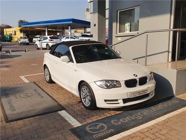 2011 BMW 1 Series 120i Convertible At  Gauteng Four Ways_0