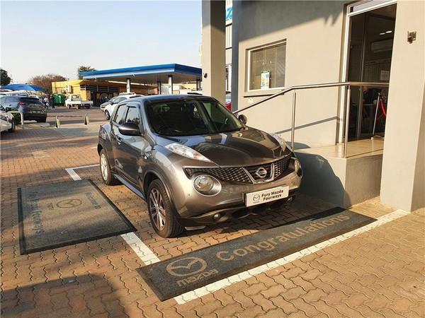 2012 Nissan Juke 1.6 Dig-t Tekna  Gauteng Four Ways_0