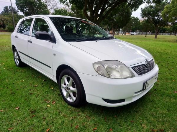 2003 Toyota RunX 140i R  Eastern Cape Port Elizabeth_0
