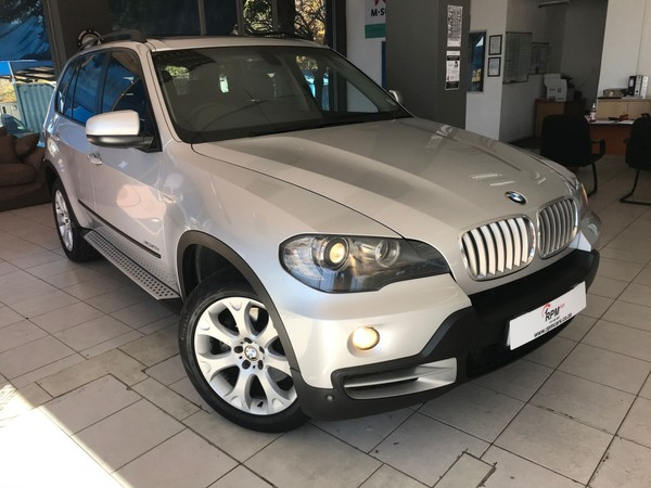2008 BMW X5 3.0d Exclusive At e70  Gauteng Sandton_0