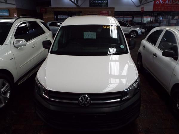2018 Volkswagen Caddy MAXI Crewbus 2.0 TDi Gauteng Vereeniging_0