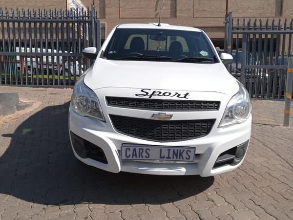 2014 Chevrolet Corsa Utility 1.4 Ac Pu Sc  Gauteng Johannesburg_0