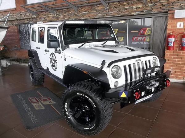 2016 Jeep Wrangler 2.8 Crd Unltd Sahar At  Gauteng Boksburg_0