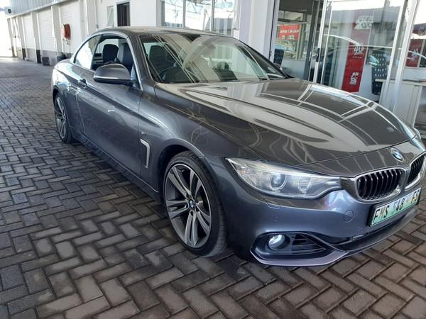 2014 BMW 4 Series 428i Convertible Auto Free State Bloemfontein_0