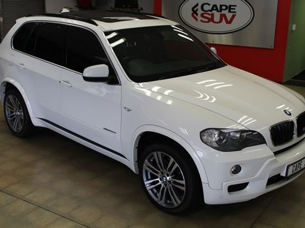 2010 BMW X5 Xdrive30d M-sport At  Western Cape Brackenfell_0