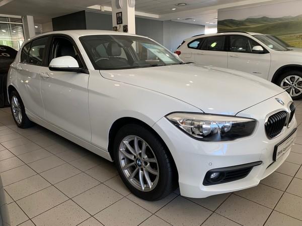2016 BMW 1 Series 118i 5DR Auto f20 Western Cape Claremont_0