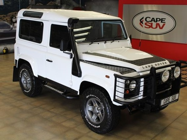 2011 Land Rover Defender 90  2.2d Sw  Western Cape Brackenfell_0