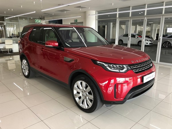 2017 Land Rover Discovery 3.0 TD6 SE Free State Bloemfontein_0