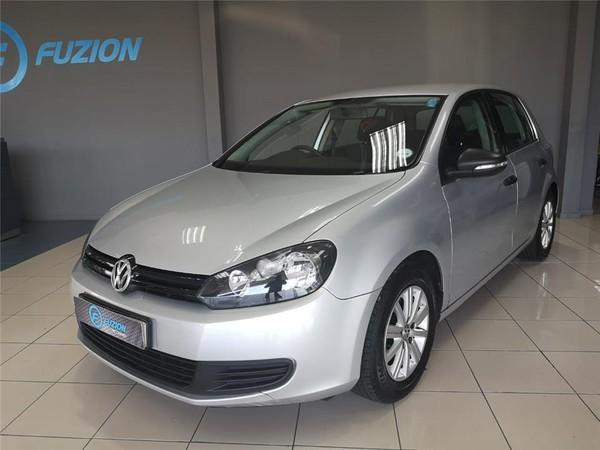 2011 Volkswagen Golf Vi 1.6i Trendline  Western Cape Parow_0