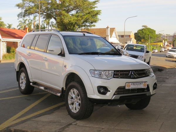 2015 Mitsubishi Pajero Sport 2.5D Auto Kwazulu Natal Pietermaritzburg_0