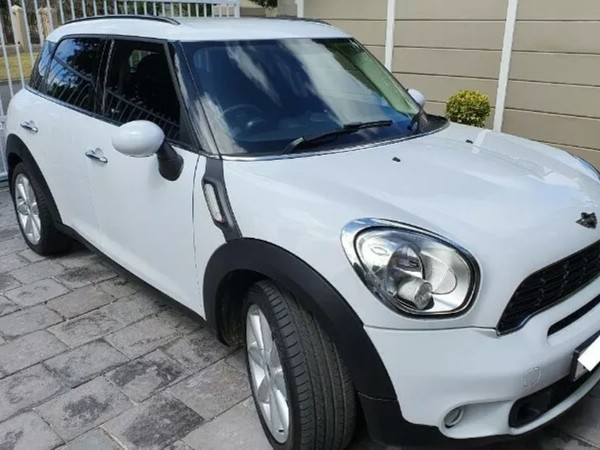 2013 MINI Cooper S S Countryman At  Western Cape Paarl_0