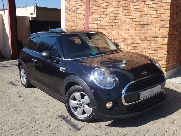 2016 MINI One 1.2T Gauteng Boksburg_0