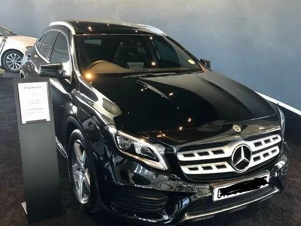 2018 Mercedes-Benz GLA 200 Auto Western Cape Paarl_0