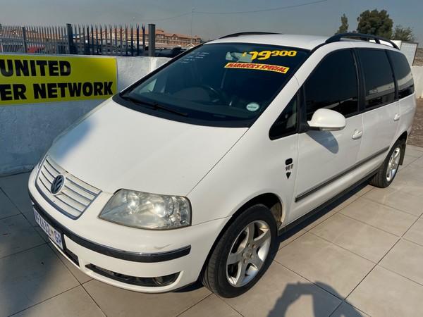 2005 Volkswagen Sharan 1.8t  Gauteng Boksburg_0