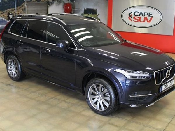 2016 Volvo XC90 D5 Geartronic AWD Momentum Western Cape Brackenfell_0