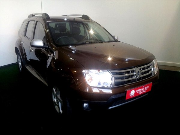 2015 Renault Duster 1.5 dCI Dynamique Western Cape Tygervalley_0