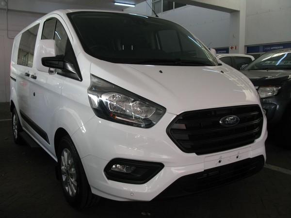 2019 Ford Transit Custom Kombi 2.2TDCi Trend SWB FC PV Western Cape Goodwood_0