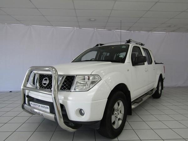 2012 Nissan Navara 2.5 Dci  Xe Pu Dc  Western Cape Milnerton_0