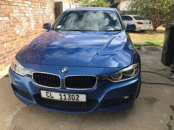 2016 BMW 3 Series 320D M Sport Auto Western Cape Somerset West_0