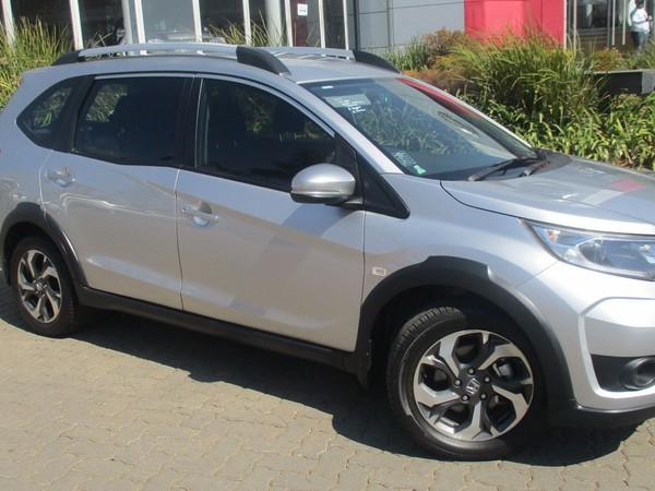 2018 Honda BR-V 1.5 Comfort CVT Gauteng Johannesburg_0