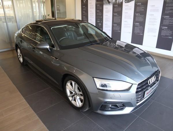 2018 Audi A5 Sportback 2.0T FSI S-Tronic Gauteng Vereeniging_0