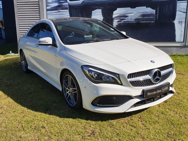 2017 Mercedes-Benz CLA CLA200 Auto Gauteng Boksburg_0